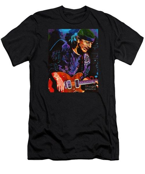 Supernatural.carlos Santana Men's T-Shirt (Athletic Fit)