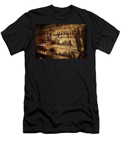 Carpenter's Workroom Men's T-Shirt (Athletic Fit)