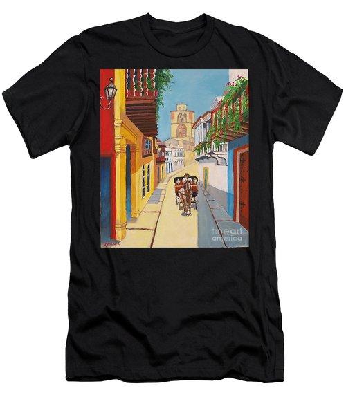 Cartagena's Calash Men's T-Shirt (Athletic Fit)
