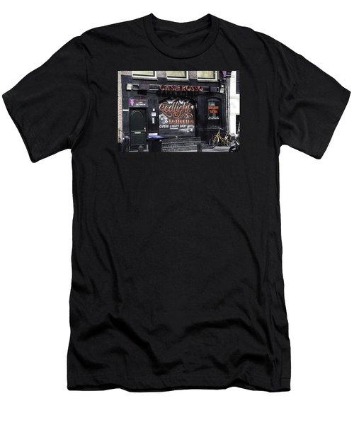 Casa Rosso Amsterdam Men's T-Shirt (Athletic Fit)