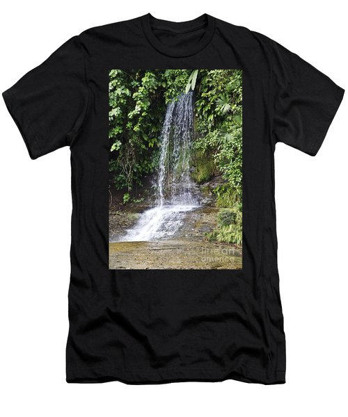 Cascada Pequena Men's T-Shirt (Athletic Fit)