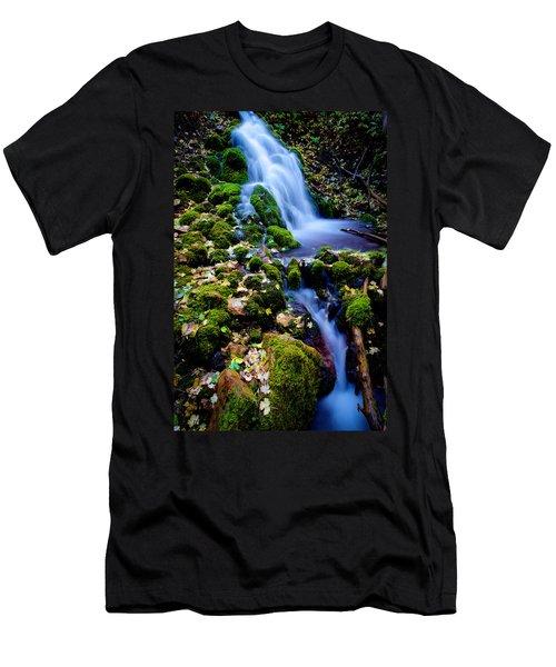 Cascade Creek Men's T-Shirt (Athletic Fit)