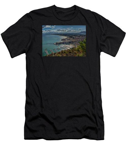 Castellammare Del Golfo Men's T-Shirt (Athletic Fit)