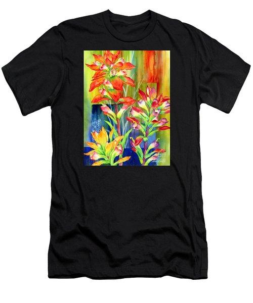Castilleja Indivisa Men's T-Shirt (Athletic Fit)
