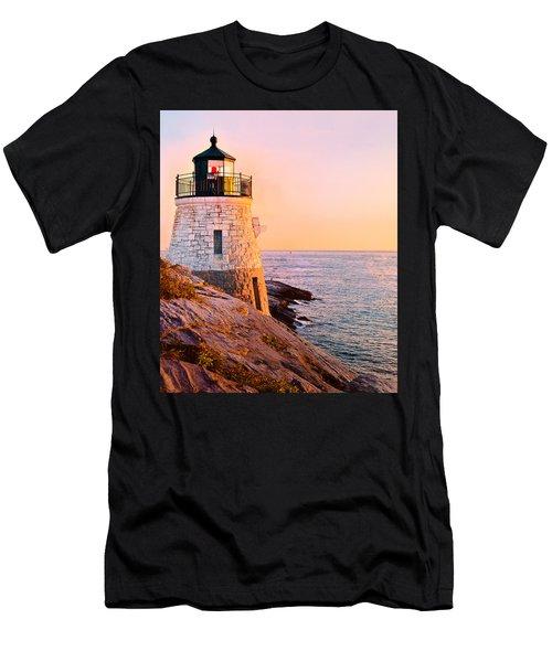 Castle Hill Light 3 Men's T-Shirt (Athletic Fit)