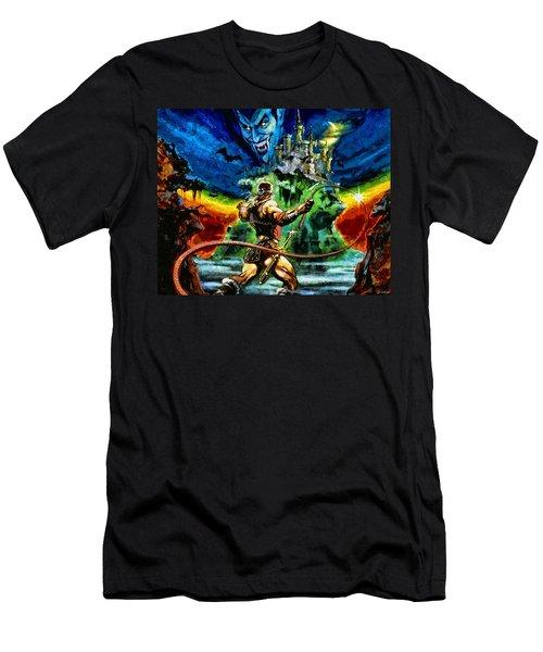 Castlevania Men's T-Shirt (Athletic Fit)