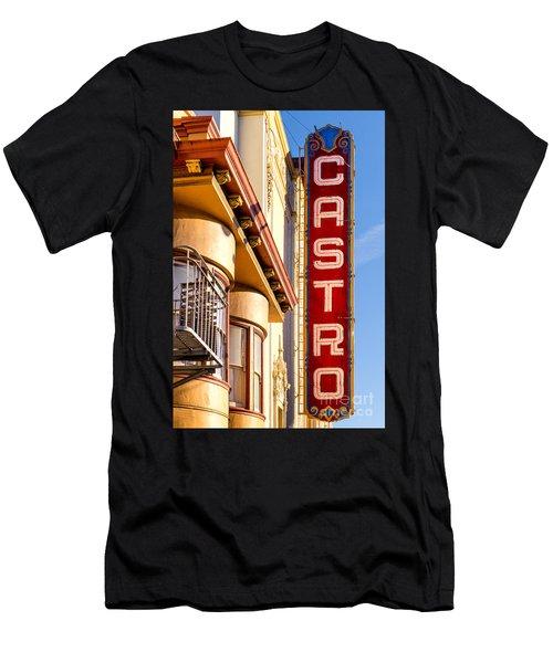 Castro Men's T-Shirt (Athletic Fit)