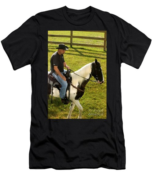 Casual Ride Men's T-Shirt (Athletic Fit)