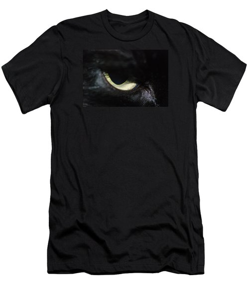 Cat Eye Men's T-Shirt (Athletic Fit)