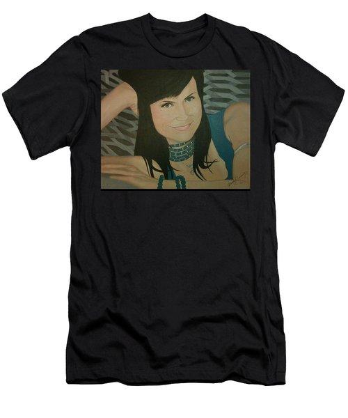 Cat Sansone Men's T-Shirt (Athletic Fit)
