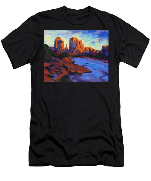 Cathedral Rock Men's T-Shirt (Athletic Fit)