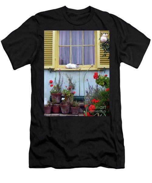 Catnap Men's T-Shirt (Athletic Fit)