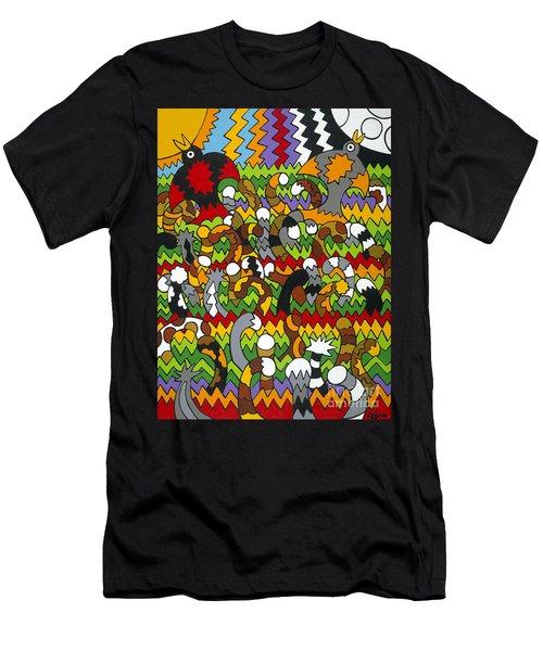 Catnip Men's T-Shirt (Athletic Fit)