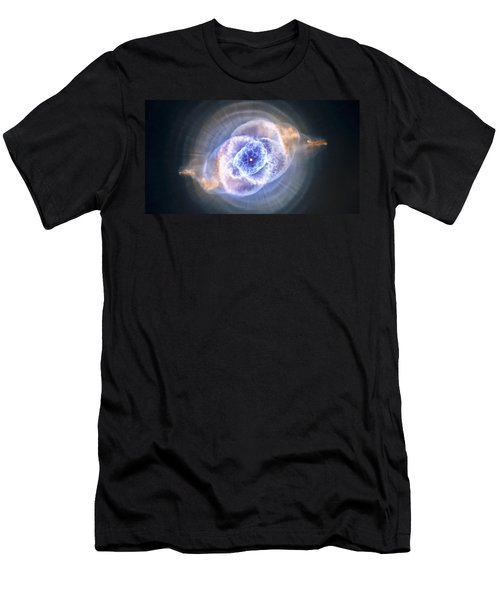 Cat's Eye Nebula Men's T-Shirt (Athletic Fit)
