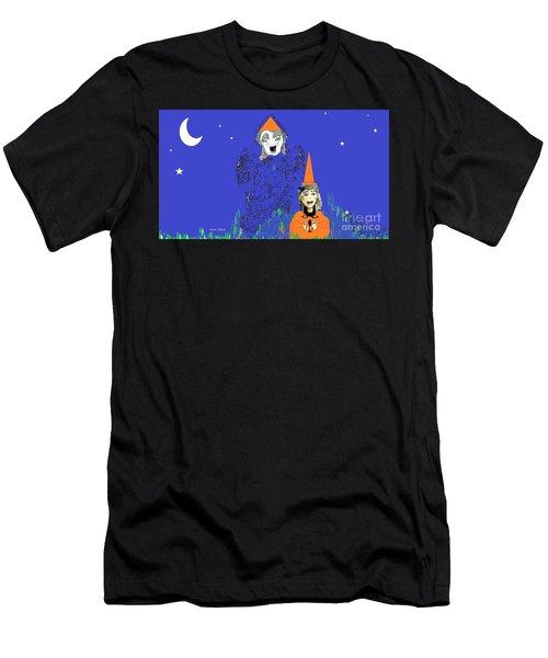 Cat's Meow Men's T-Shirt (Athletic Fit)