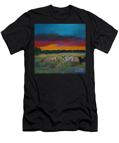 Cattle's Cadence Men's T-Shirt (Athletic Fit)