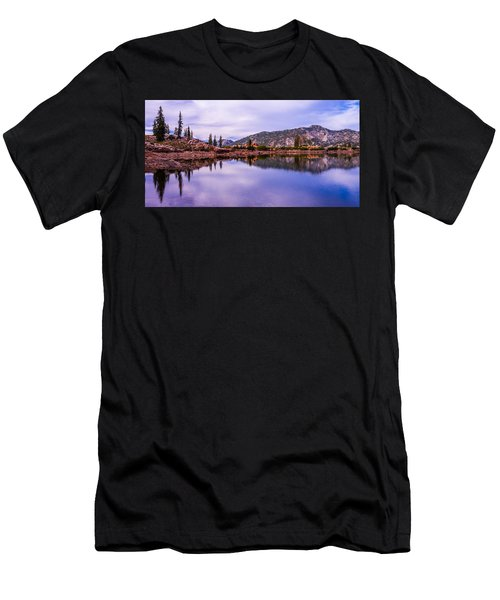 Cecret Reflection Men's T-Shirt (Athletic Fit)