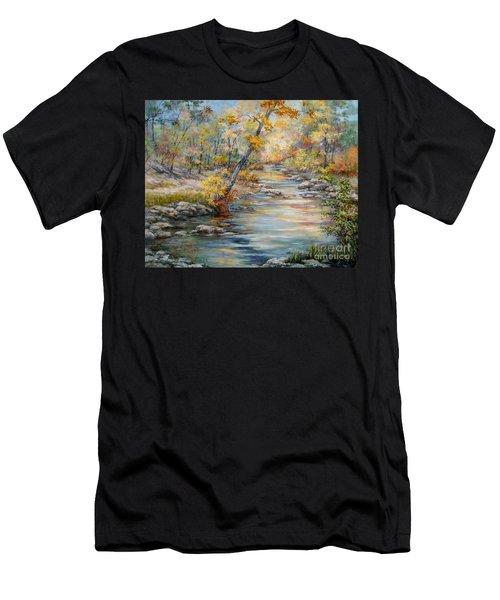 Cedar Creek Trail Men's T-Shirt (Athletic Fit)