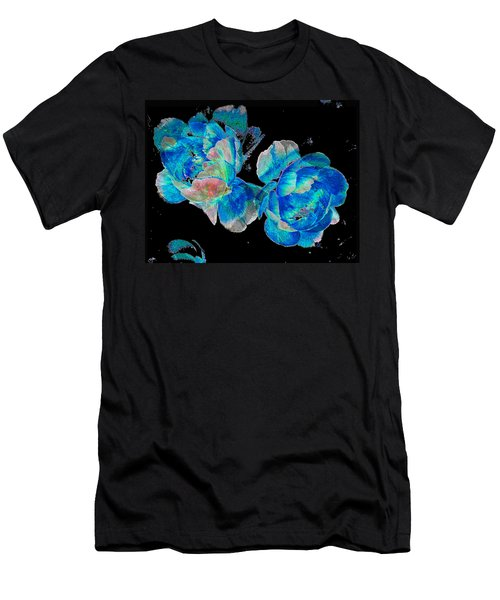 Celestial Blooms Men's T-Shirt (Athletic Fit)