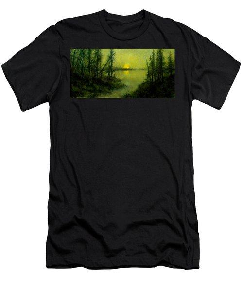 Celestial Place #5 Men's T-Shirt (Athletic Fit)