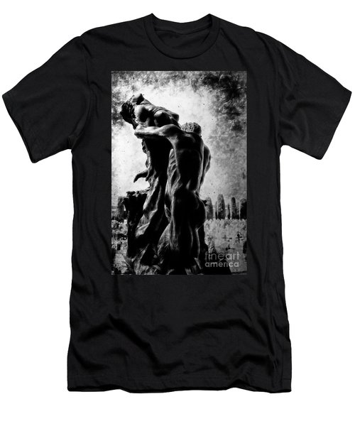 Cemetery Of Verona Men's T-Shirt (Athletic Fit)
