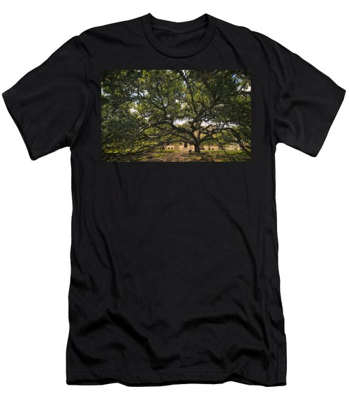 Century Tree Men's T-Shirt (Athletic Fit)