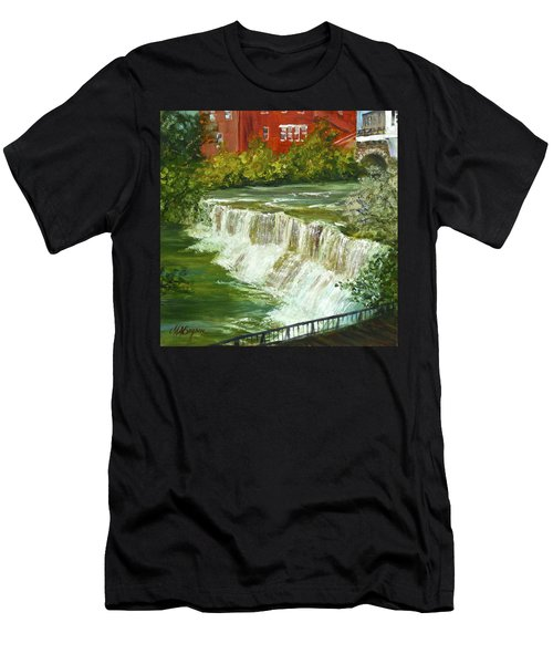 Chagrin Falls Men's T-Shirt (Athletic Fit)