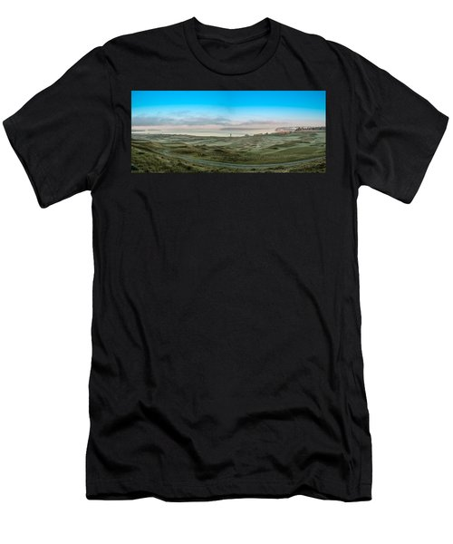 Chambers Bay Panorama Men's T-Shirt (Athletic Fit)