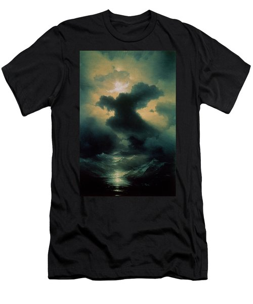 Chaos The Creation Men's T-Shirt (Athletic Fit)