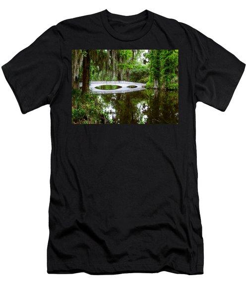 Charleston Sc Bridge Men's T-Shirt (Athletic Fit)