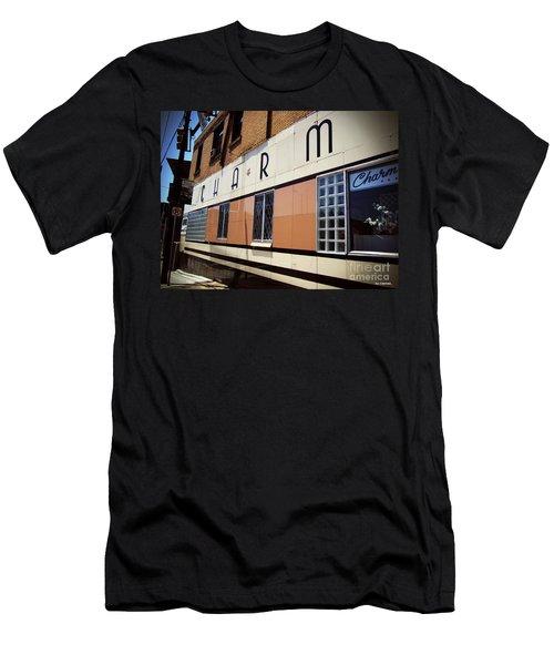 Charm Beauty Shop Pittsburgh Men's T-Shirt (Athletic Fit)