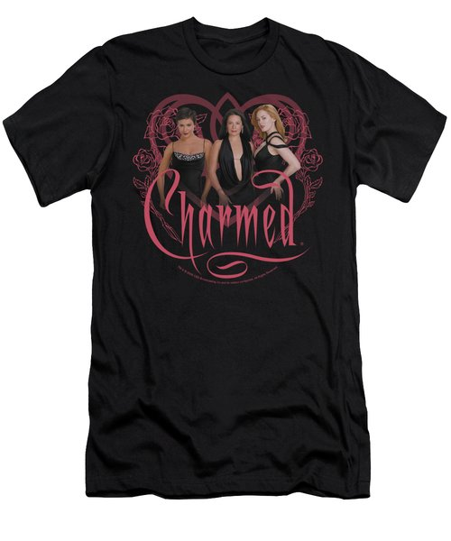 Charmed - Charmed Girls Men's T-Shirt (Athletic Fit)