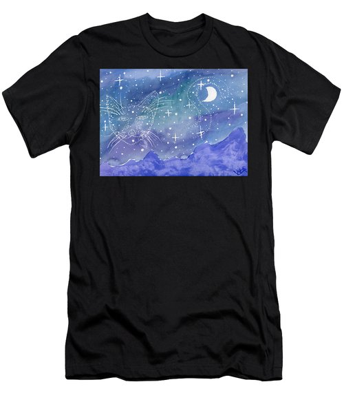 Charmed Night Men's T-Shirt (Athletic Fit)