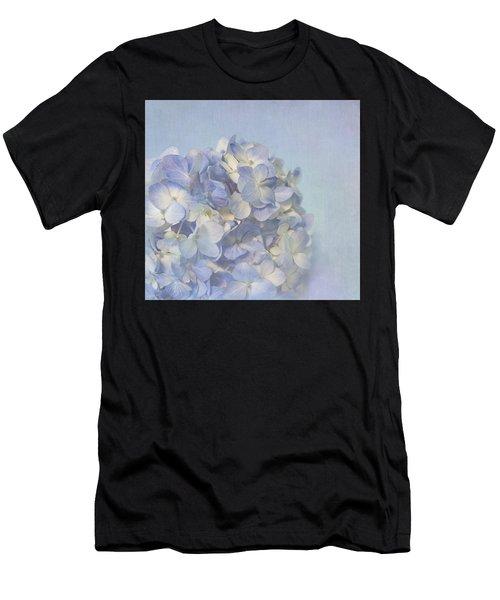 Charming Blue Men's T-Shirt (Athletic Fit)