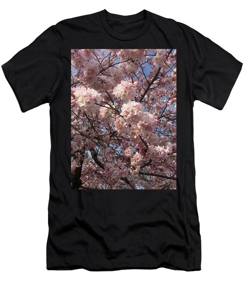 Cherry Blossoms For Lana Men's T-Shirt (Athletic Fit)