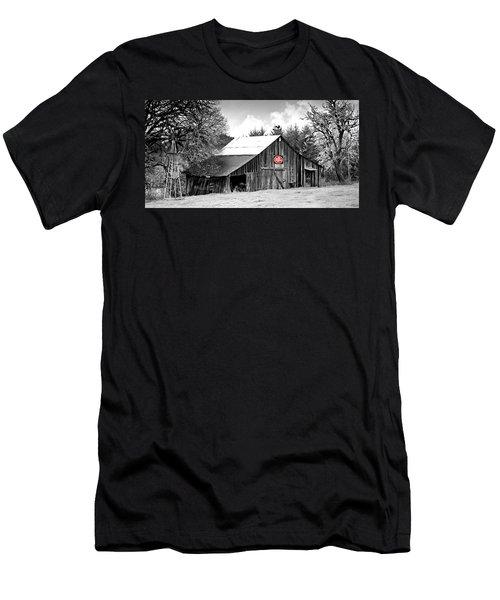 Cherry Dr Pepper Men's T-Shirt (Athletic Fit)