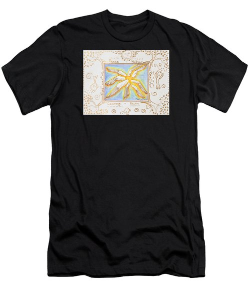 Cherubim Men's T-Shirt (Athletic Fit)