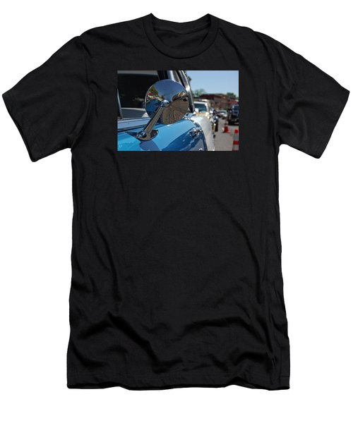 Chevy Mirror Men's T-Shirt (Athletic Fit)
