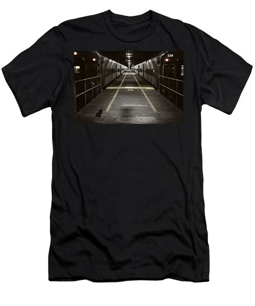 Chicago Station Men's T-Shirt (Athletic Fit)