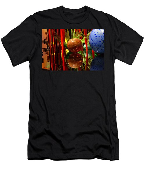 Chihuly-10 Men's T-Shirt (Slim Fit) by Dean Ferreira