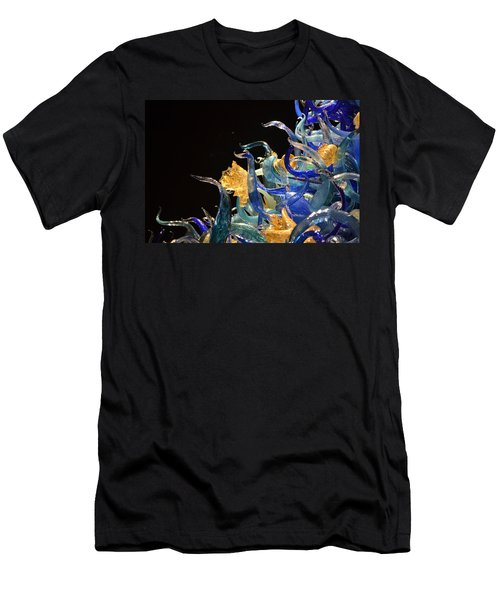 Chihuly-4 Men's T-Shirt (Athletic Fit)