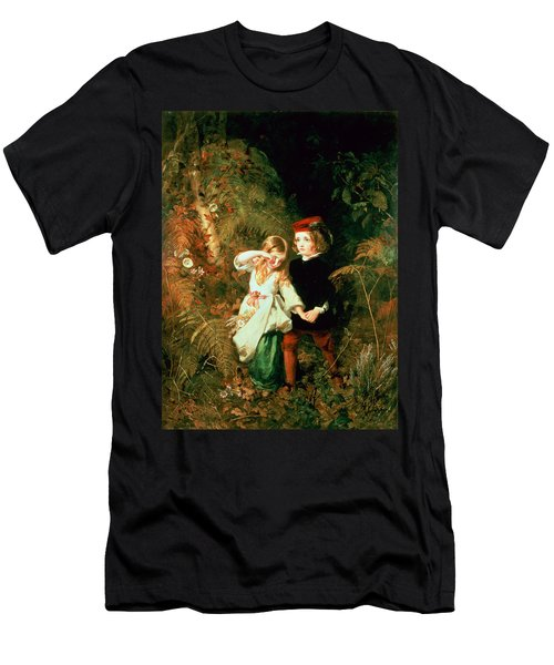 Children In The Wood Men's T-Shirt (Athletic Fit)