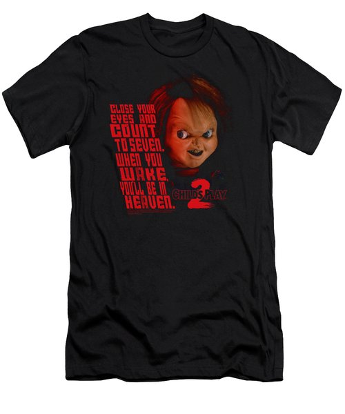 Childs Play 2 - In Heaven Men's T-Shirt (Athletic Fit)