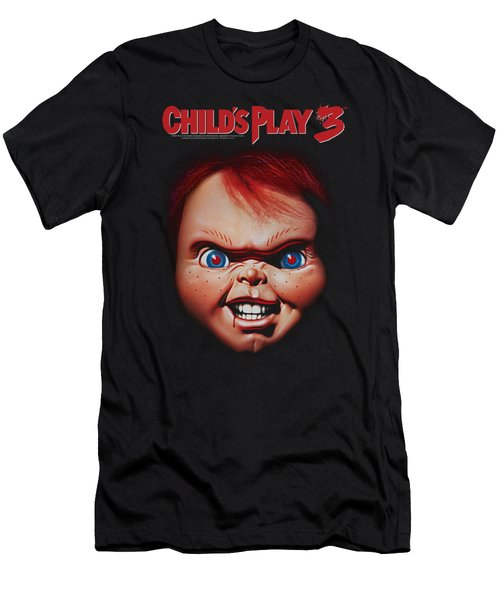 Childs Play 3 - Chucky Men's T-Shirt (Athletic Fit)