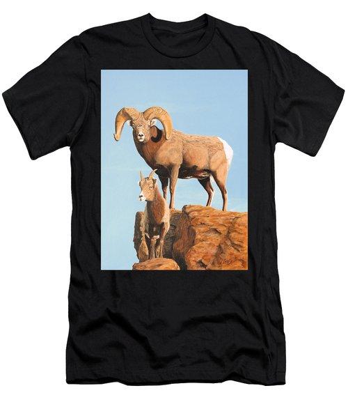 Chip Men's T-Shirt (Athletic Fit)