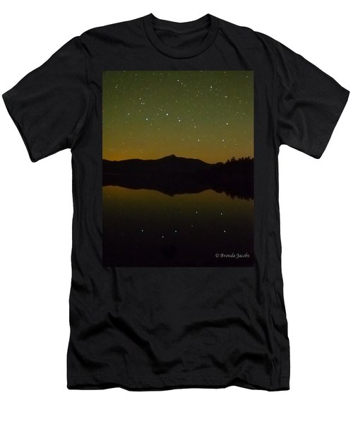 Chocorua Stars Men's T-Shirt (Athletic Fit)