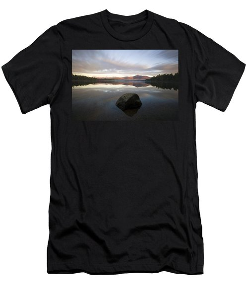 Chocorua Sunrise Men's T-Shirt (Athletic Fit)
