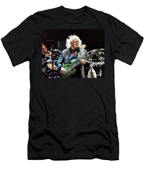 Chris Squire From Yes Men's T-Shirt (Athletic Fit)
