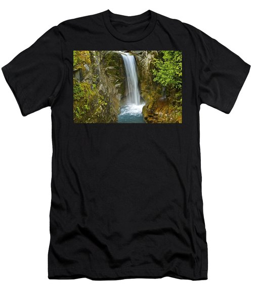 Christine Falls Men's T-Shirt (Athletic Fit)