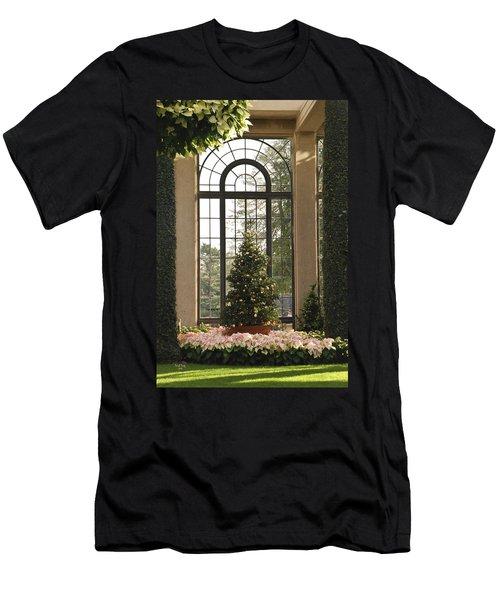 Christmas Memories Men's T-Shirt (Athletic Fit)